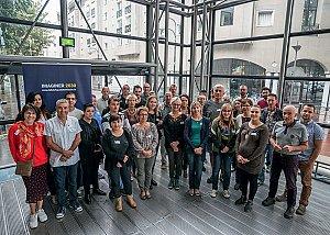 Juin 2016 : Les 50 panélistes réunis en groupe de travail au centre des congrès Le Manège. © Didier Gourbin