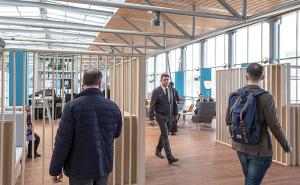 Journée d inaugurale du Pole d Échanges Multimodal (PEM) de Chambéry - ©Didier Gourbin/Grand Chambéry
