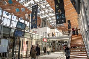 Journée d inauguration du Pôle d Échanges Multimodal (PEM) de Chambéry - ©Tommaso Morello/Grand Chambéry